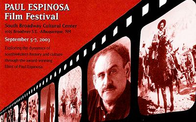 Paul Espinosa Film Festival 2003