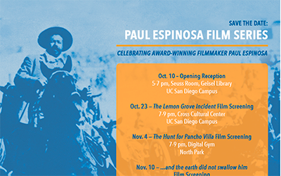 Paul Espinosa Film Series – UCSD
